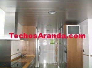 Techos aluminio albacete para cocinas