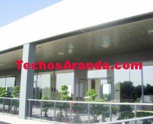 Techos aluminio telde
