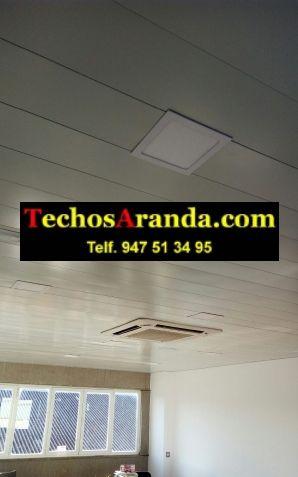 Bandejas metalicas perforadas para techos