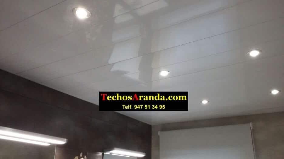 Fabricantes de techos en aluminio para aseos