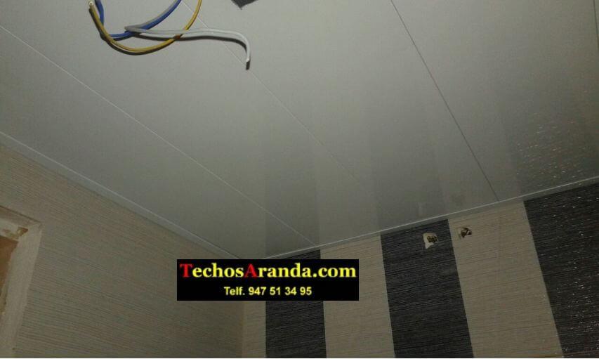 Falsos techos de aluminio para hogares en Madrid