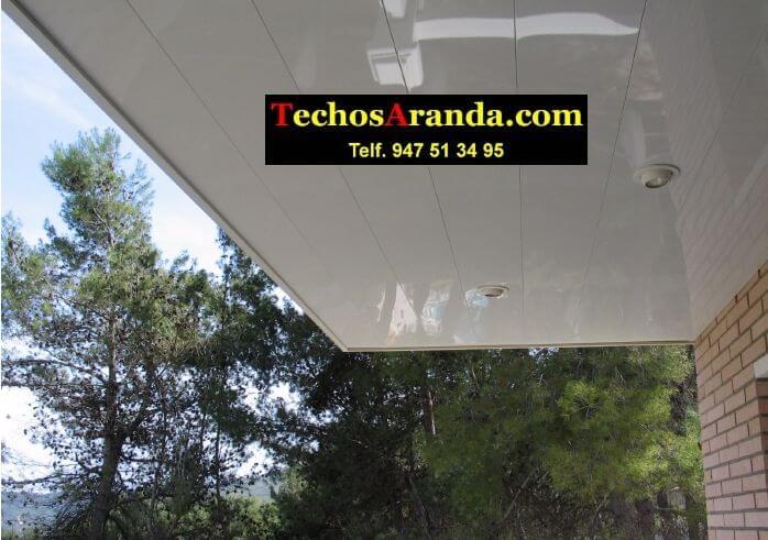 Techo de aluminio para chalets en Madrid