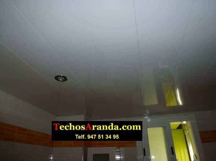 Techos aluminio baños Madrid