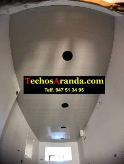 Techos aluminio casas Madrid