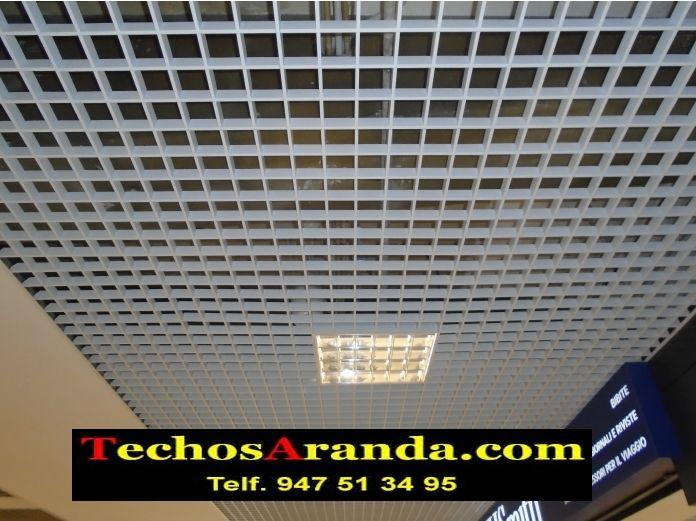 Techos aluminio decorativos Madrid