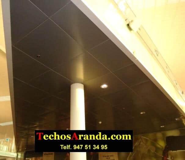 Techos aluminio desmontables Madrid