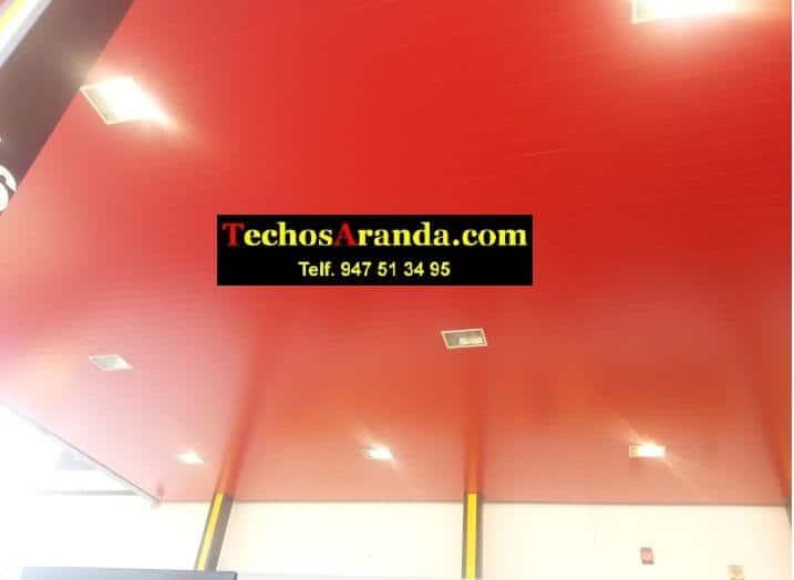 Techos aluminio exteriores Madrid