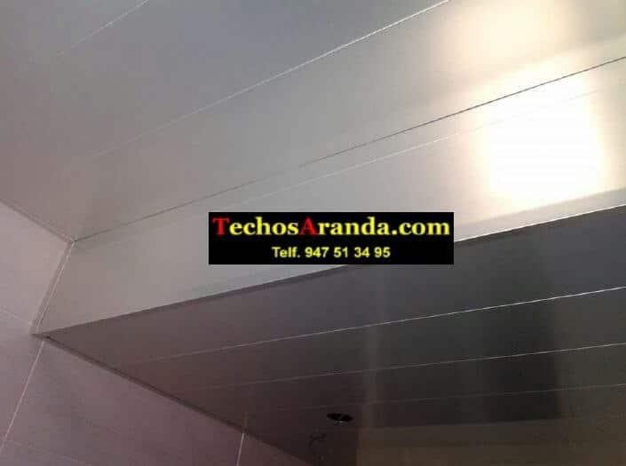 Techos aluminio hogares Madrid