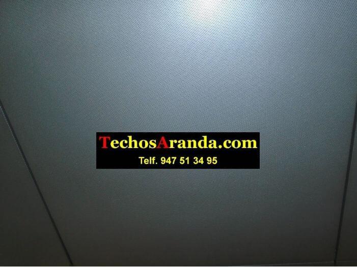 Techos aluminio viviendas Madrid