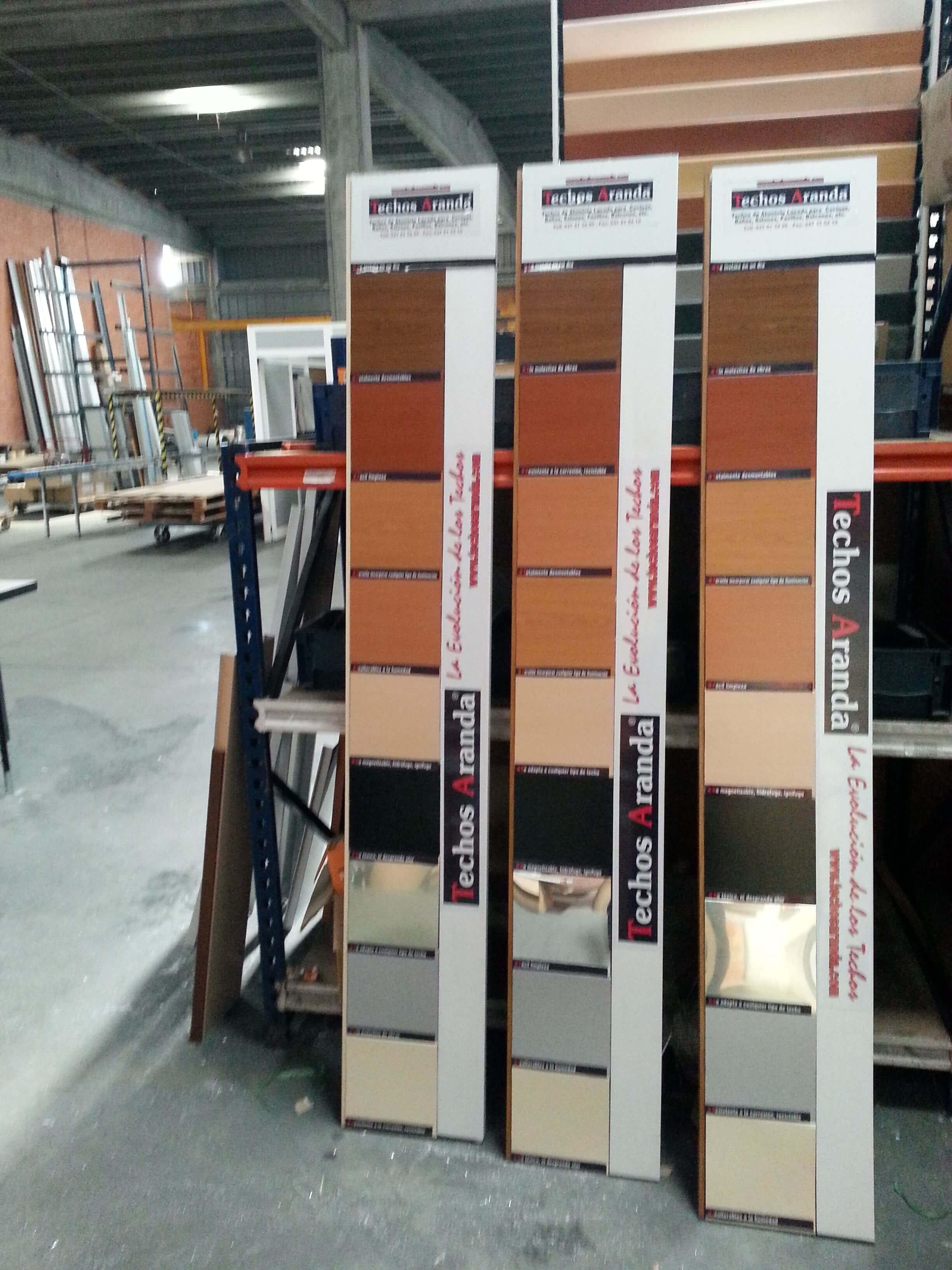 Techos de aluminio para áticos en Madrid