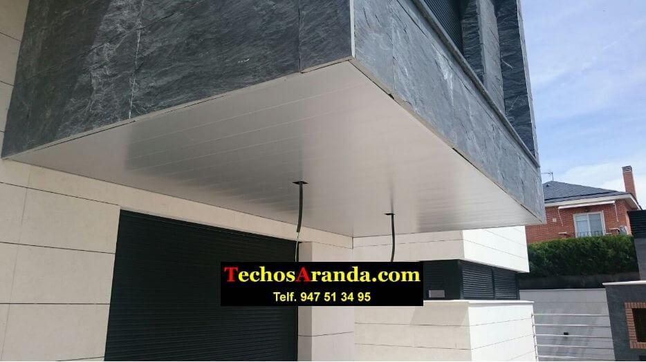 Techos de aluminio para balcones en Madrid