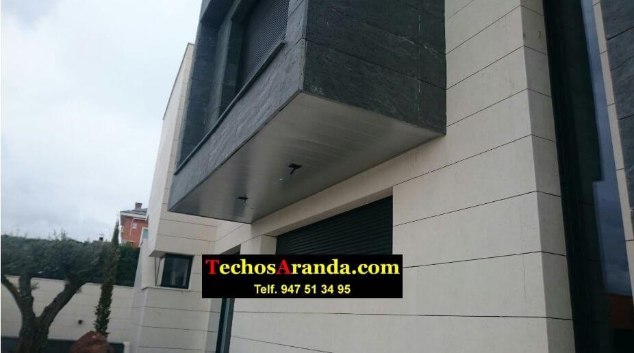 Techos de aluminio para exteriores en Madrid