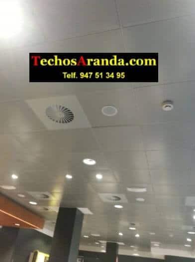 Techos de aluminio para hoteles en Madrid