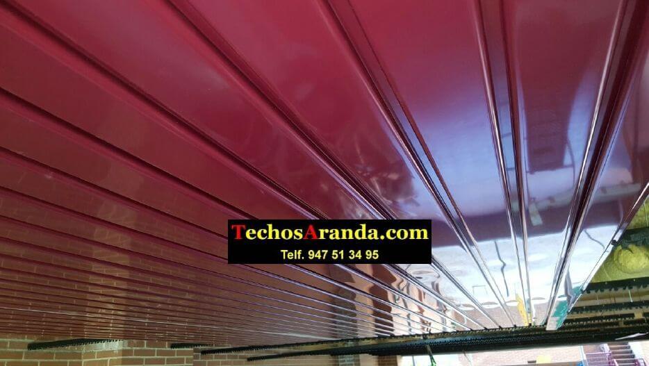 Techos de aluminio para terrazas