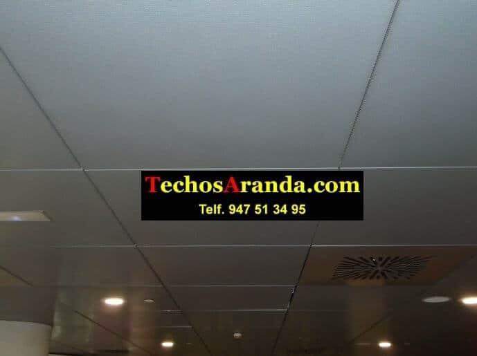 Techos decorativos de aluminio en Madrid