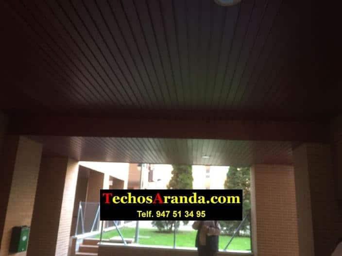 Techos metalicos para apartamentos en Madrid