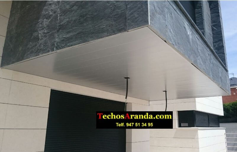 Techos metalicos para chalets en Madrid
