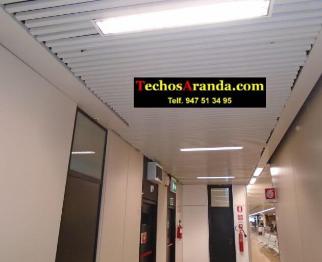 Techos metalicos para hogares en Madrid