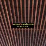 Techos para restaurantes en Madrid