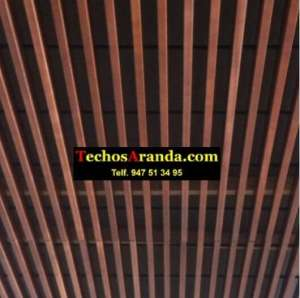 Techos para restaurantes en Madrid