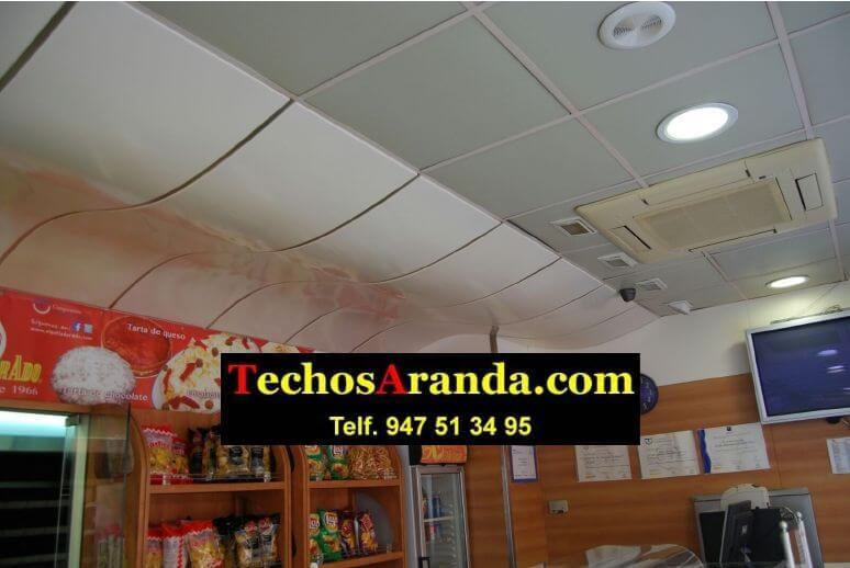 Techos para tiendas en Madrid