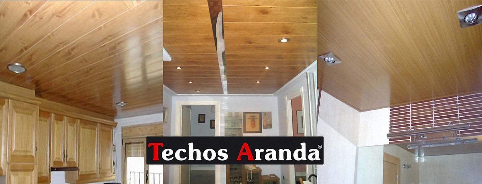 Techos Aranda – Techos de aluminio Aranda