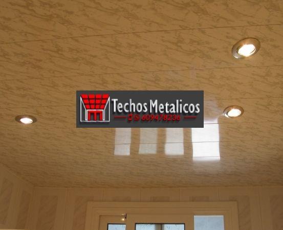Techos de aluminio en Torres de Berrellén