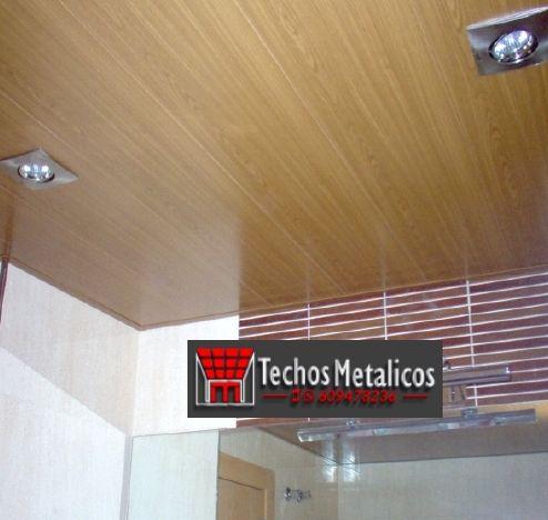 Techos de aluminio en Trasmoz