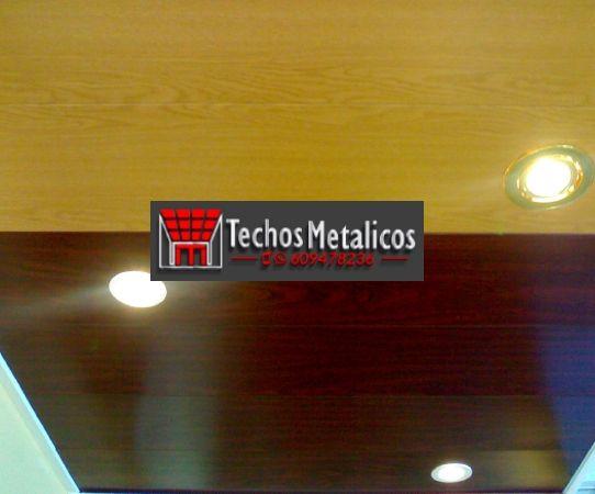 Techos de aluminio en Uncastillo