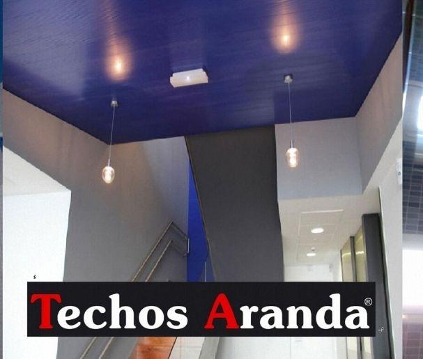 Techos de aluminio en Villanueva de Huerva
