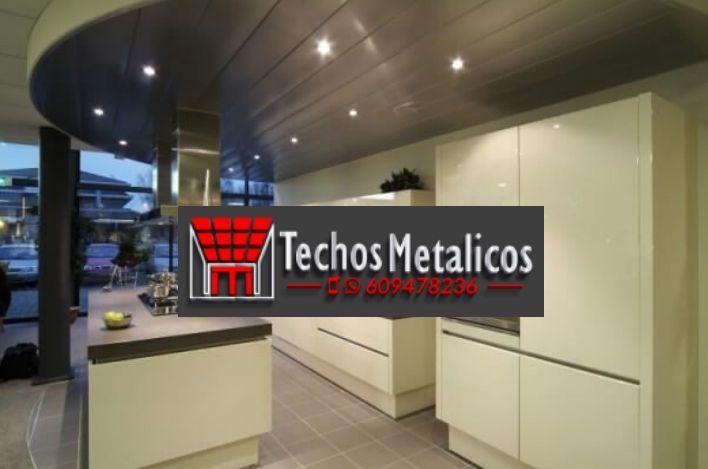 Empresa fabricante de techos de aluminio para cocinas