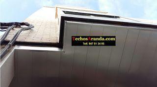 Empresa fabricante de techos de aluminio para construcción