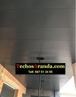Empresa fabricante de techos de aluminio para construcciones