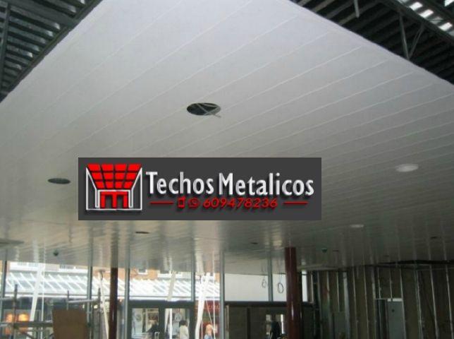 Empresa fabricante de techos de aluminio para reformas integrales