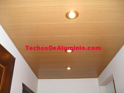 Fabrica techos metálicos
