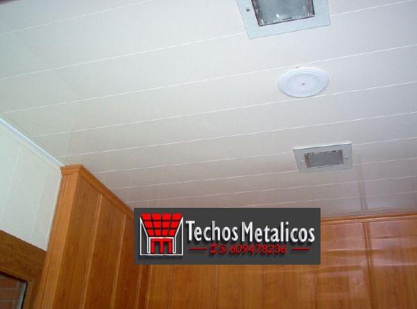 Fabricante de techos de aluminio casas