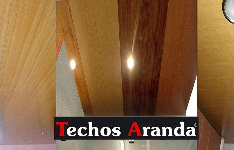Fabricante de techos de aluminio para Madrid
