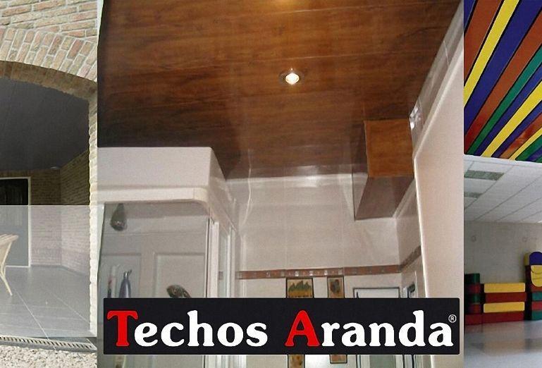 Fabricante de techos de aluminio para apartamentos