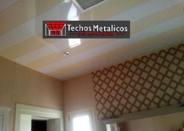Fabricante de techos de aluminio para reformas integrales
