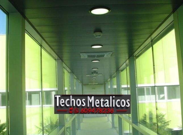 Fabricantes de techos de aluminio Alcalá De Guadaira