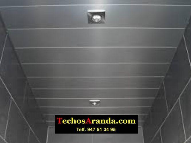 Fabricantes de techos de aluminio Alcoi