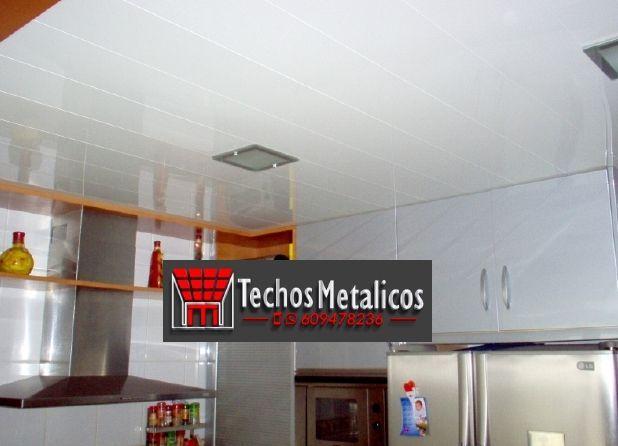 Fabricantes de techos de aluminio Ávila