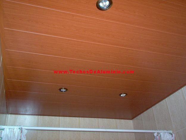 Fabricantes de techos de aluminio Colmenar Viejo
