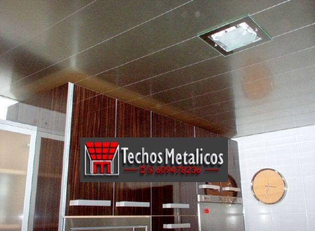 Fabricantes de techos de aluminio Cuenca
