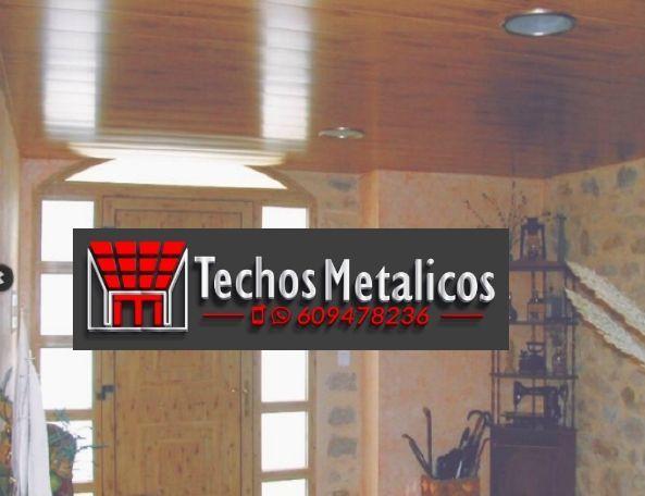 Fabricantes de techos de aluminio Écija