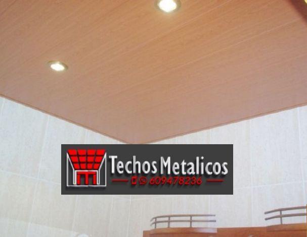Fabricantes de techos de aluminio Esplugues De Llobregat