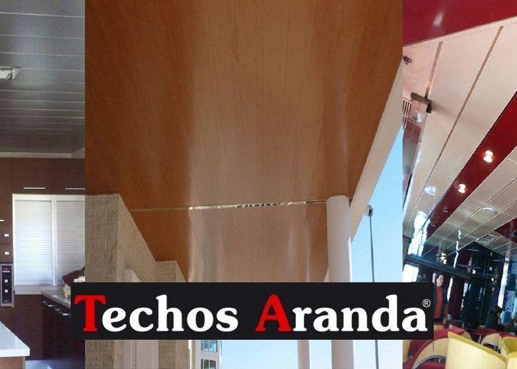 Fabricantes de techos de aluminio Granadilla De Abona