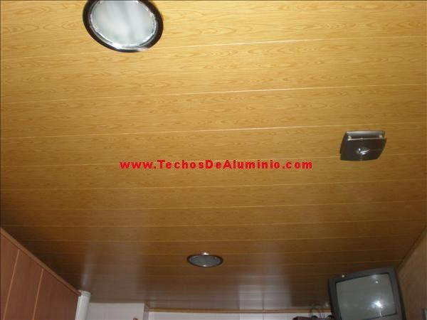 Fabricantes de techos de aluminio Granollers