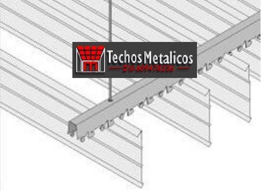 Fabricantes de techos de aluminio Igualada
