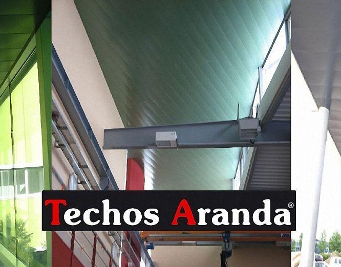 Fabricantes de techos de aluminio La Línea De La Concepción
